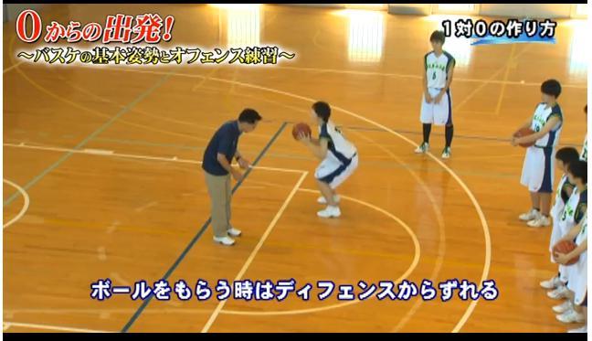 バスケットボール指導・練習法DVD