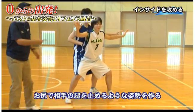 岐阜女子高等学校 バスケットボール部練習法DVD