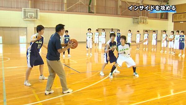 岐阜女子高等学校 バスケットボール部指導法DVD