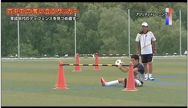 サッカーの筋力・体幹トレーニング