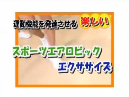 菊池貴美子インストラクタースポーツエアロビック実演解説DVD