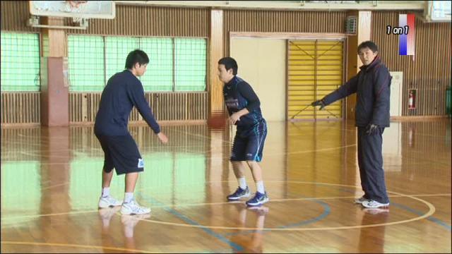 藤枝明誠高等学校バスケットボール部三上淳監督練習指導法DVD