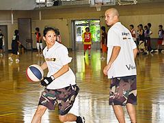 アメリカのバスケ練習法