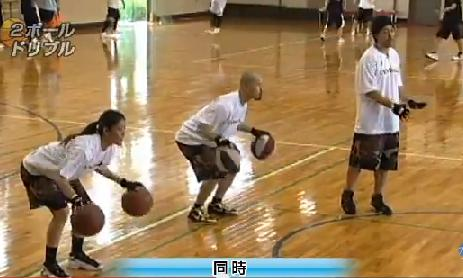 GYMRATS式バスケット練習法