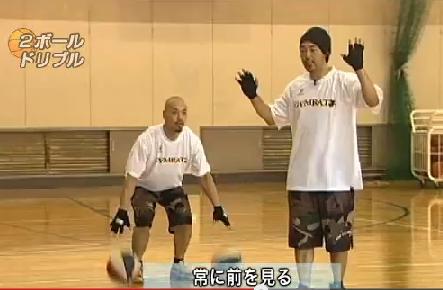 岡田卓也氏のバスケット練習法