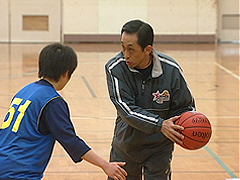 バスケットボールディフェンス・オフェンス指導法DVD