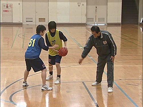 バスケットアウトナンバー シュート練習 マンツーマンディフェンス教材DVD