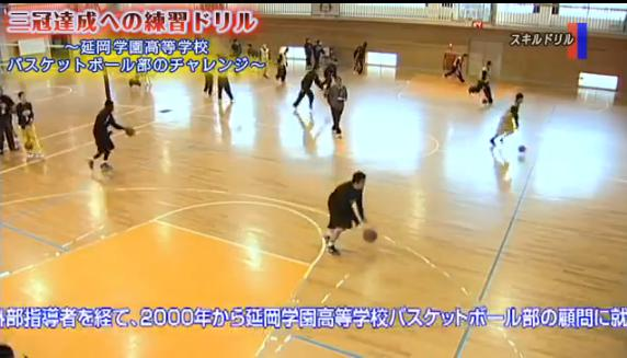 バスケットウォームアップやドリブル練習DVD