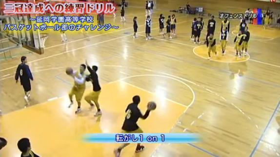 バスケットオフェンス練習・指導メニューDVD