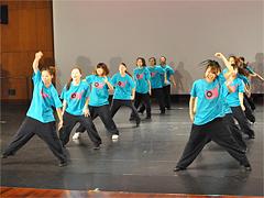 発表会や体育祭での実演ダンス練習法DVD