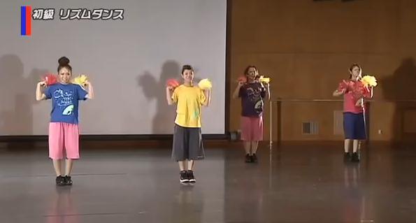 ダンス指導・練習DVD教材