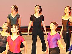 現代的ダンス練習法DVD