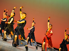 ダンスソーラン節の指導法