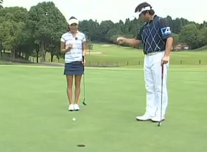 ゴルフのマナーを身につけるためのDVD