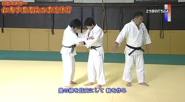 松商学園高等学校女子柔道部山口 泰志監督練習メニュー