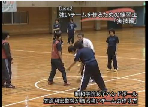 ハンドボールチームを強くするための実技指導法