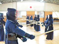 剣道打ち込み・連続打ち込み練習