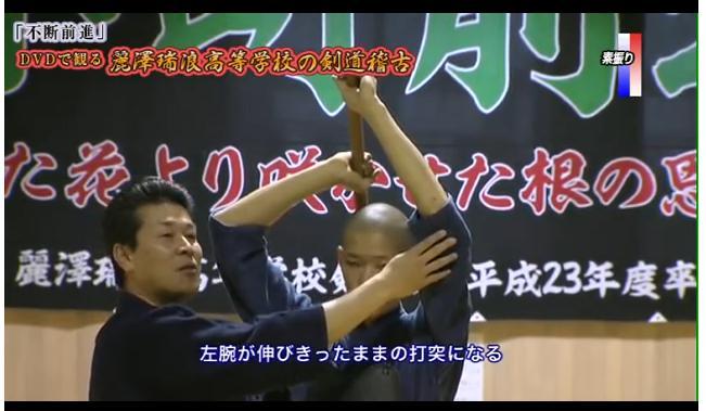剣道基礎練習法解説DVD