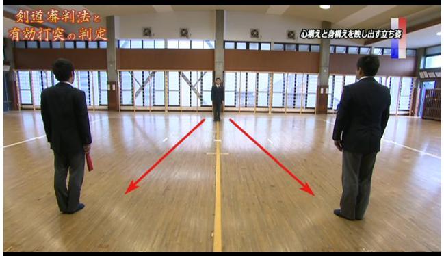 剣道審判員 判定の仕方 有効打突の条件解説DVD