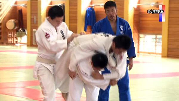 国士舘中学柔道部 練習法 投げ技