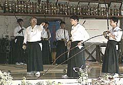 弓道初心者が陥りやすい悪い癖を矯正する
