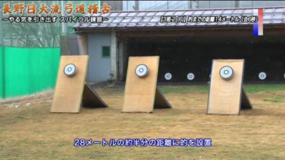 弓道巻藁練習法など