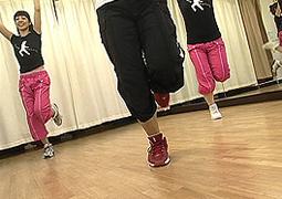 馬塚 三枝子エアロビクス指導DVD