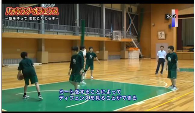 小野利晴コーチが行っている練習法