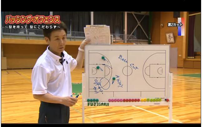 富士学苑女子バスケ部 練習・指導法DVD