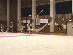 新体操 フープ・クラブ・ロープ指導・練習法DVD