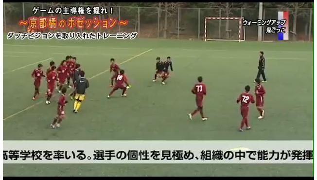 サッカー パスとコンロール練習・指導法DVD