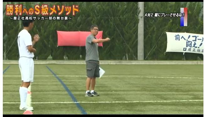 サッカー守備 マークの付き方とポジショニング練習法