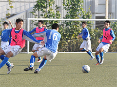 サッカー指導DVD ラインゴールゲーム