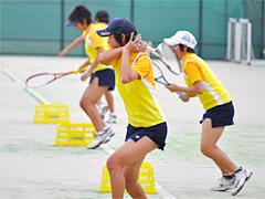 ソフトテニス サーブレシーブ 練習法DVD