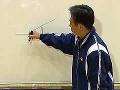 ソフトテニスフォアハンド練習法解説DVD