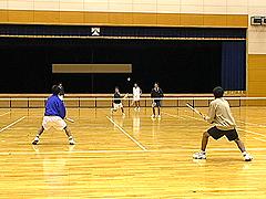 ソフトテニス スマッシュ サービス トレーニング実演解説DVD
