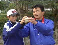 ソフトボール送球動作練習法DVD