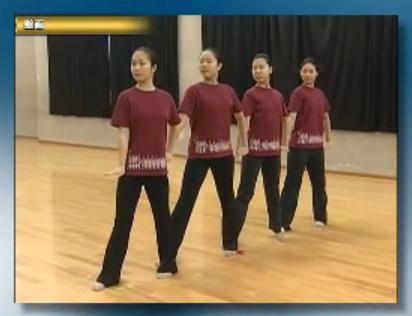 立教女学院高等学校ダンス部 創作ダンス授業・指導DVD