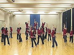 立教女学院高等学校ダンス部 渡辺由美子氏の指導法