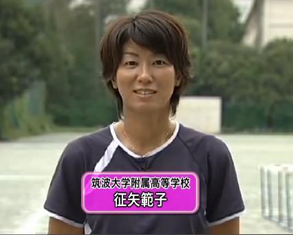 筑波大学付属高校陸上部征矢範子監督の指導法DVD