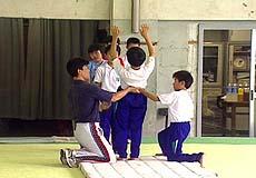 体操バック転トレーニング法DVD