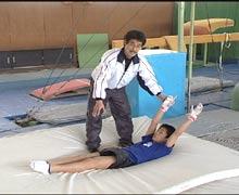 体操鉄棒練習法DVD