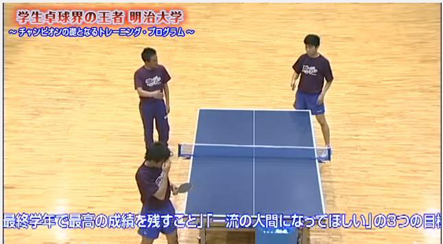 卓球練習法・指導法実演解説DVD