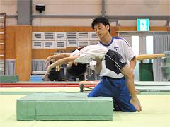 徳洲会体操クラブ 山崎コーチ指導DVD