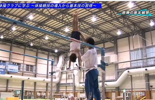 体操練習法DVD