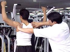 石橋秀幸トレーナー肩の故障を防ぐトレーニング法