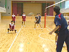 バレーボールトレーニング 肩可動域拡大 下半身強化法DVD