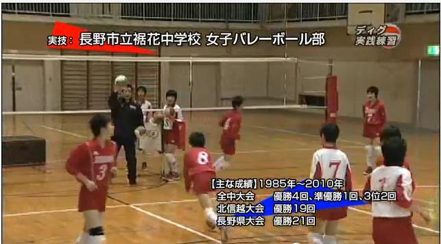 バレーボールフットワーク ウォームアップ練習法DVD