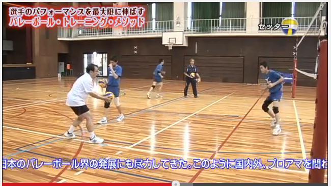 バレーボールブロック指導・練習法DVD
