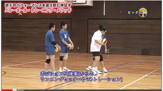 バレーボールサーブ・レシーブ指導法DVD